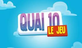Quai 10, un serious game para descubrir la ciudad de Charleroi